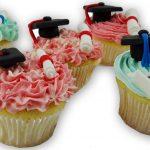 Oslava promoce - recept na promoční cupcake